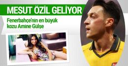 Fenerbahçe'den Mesut Özil atağı