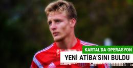 Beşiktaş yeni Atiba'sını buldu