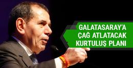 Dursun Özbek'in Galatasaray'a çağ atlatacak kurtuluş planı!