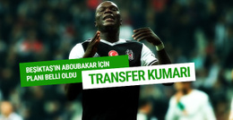 Beşiktaş'ta transfer kumarı! Aboubakar için dev plan...