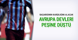 Jose Mourinho Trabzonlu futbolcuyu izletiyor