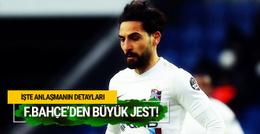 Fenerbahçe'den Mehmet Ekici'ye büyük jest!
