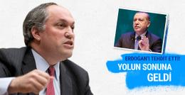 ABD'li Rubin'den Erdoğan'a tehdit! Yolun sonuna geldi