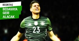 Beşiktaş Mario Gomez'i bedavaya geri alacak