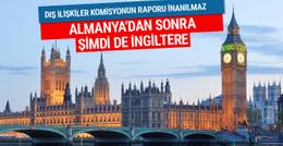 İngiltere'den Türkiye'yi sarsacak FETÖ raporu