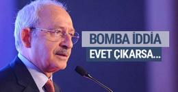 Kılıçdaroğlu'ndan bomba iddia: Evet çıkarsa...