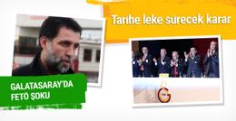 Hakan Şükür Galatasaray'dan ihraç edilmedi!