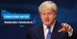 İngiliz bakandan Türkiye'ye övgü inanılmaz bir fedakarlık!