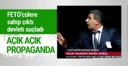 Galatasaray kongresinde skandal! FETÖ'cüleri savundular