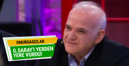 Ahmet Çakar Galatasaray'a isyan etti!