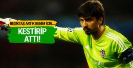Tolga Zengin kestirip attı! Beşiktaş benim için...