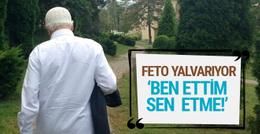 Fethullah Gülen : Vebalim büyük! Ben ettim sen etme