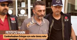 Zekeriye Kuzu'dan Erdoğan için olay sözler