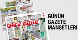 Günün spor gazete manşetleri! 28 Mart 2017