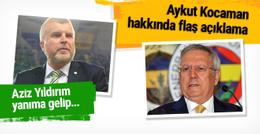 Konyaspor'dan flaş Aykut Kocaman açıklaması