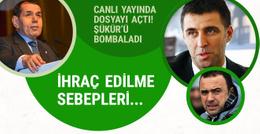Dursun Özbek: İhraç sebepleri FETÖ/PYD ilişkisi..