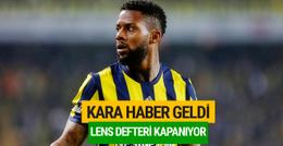 Fenerbahçe'ye Lens'ten kötü haber