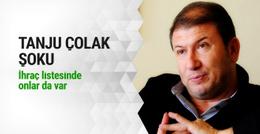 Galatasaray'da Tanju Çolak şoku! Listede o da var...