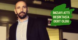 İmzayı attı Beşiktaş'ın başına dert oldu!
