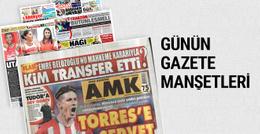 Sporda günün gazete manşetleri! 30 Mart 2017