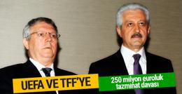 Fenerbahçe'den tarihi tazminat davası