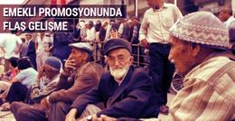 Emekli promosyonunda flaş gelişme Ziraat Bankası açıkladı