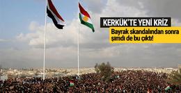 Kerkük'te bayrak skandalından sonra yeni bir kriz daha