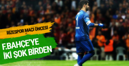 Fenerbahçe'de Van Persie ve Volkan Demirel şoku