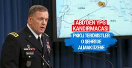 ABD'li sözcüye PKK sorusu