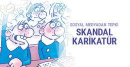 Hürriyet'ten skandal 'ByLock' karikatürü