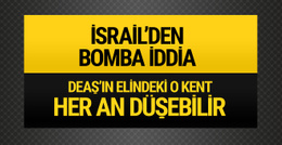İsrail'den son dakika Musul açıklaması