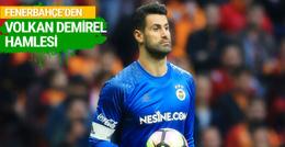 Fenerbahçe'den Volkan Demirel hamlesi