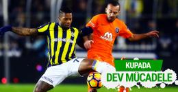 Başakşehir-Fenerbahçe maçı saat kaçta hangi kanalda?