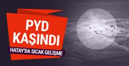 Terör örgütü PYD Hatay'da 2 karakola saldırdı!