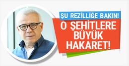 Özkök'ten Mavi Marmara'dakilere büyük hakaret