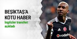 Beşiktaş'a Talisca'dan kötü haber
