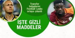Football Leaks Kjaer ve Chedjou'yla ilgili belgeler yayınladı