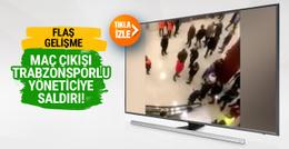 Trabzonsporlu yöneticiye şok saldırı!