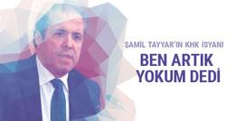 Şamil Tayyar yeni KHK sonrası 'Ben Artık Yokum' dedi