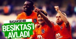 Başakşehir Beşiktaş maçı golleri ve geniş özeti