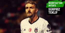 Beşiktaş Caner için Inter'e bu rakamı teklif etti