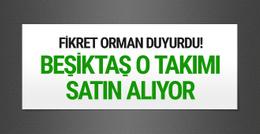 Fikret Orman duyurdu! İşte Beşiktaş'ın yeni alacağı takım