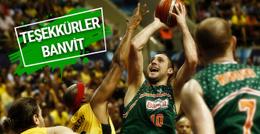 Banvit FIBA Şampiyonlar Ligi'nde ikinci oldu!