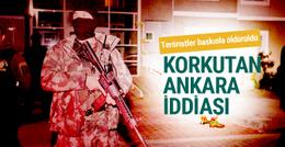 Ankara'da öldürülen teröristler için korkutan iddia