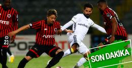 Gençlerbirliği Fenerbahçe maçı golleri ve geniş özeti