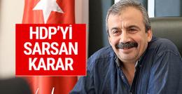 HDP çalkalanıyor Sırrı Süreyya Önder'in bomba kararı