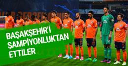 Başakşehir son 11 deplasmanda 19 puan kaybetti