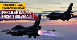 Asker Kandil'i PKK'lı teröristlere dar etti