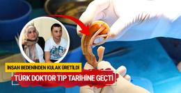 Türk doktor başarısıyla tıp tarihine geçti!