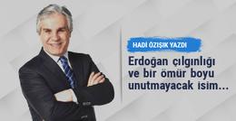 Erdoğan'ın yürüdüğü yolun güzergahı belli!